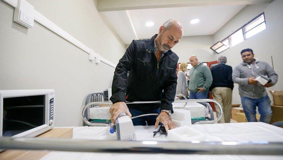 """Mario Secco: """"el único caso confirmado que teníamos se recuperó y ..."""